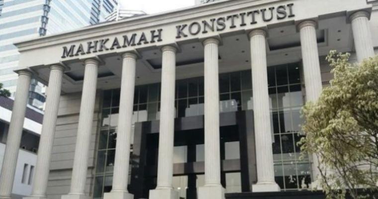 Mahkamah Konstitusi. (Dok: Tribunnews)