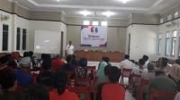 Iti Octavia Jayabaya saat menerima dukungan dari DPC Demokrat Lebak. (Foto: TitikNOL)
