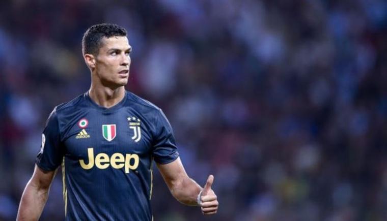 Cristiano Ronaldo. (Dok: Miror)