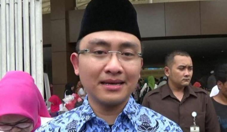 Wakil Gubernur Banten, Andika Hazrumy. (Dok: Rilitas)