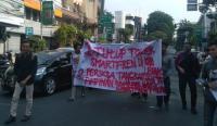 Suasana Hitung cepat Pilkada Kota Serang. (Foto: TitikNOL)
