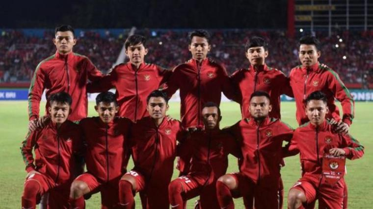 Timnas Indonesia U-19. (Dok: Cnnindonesia)