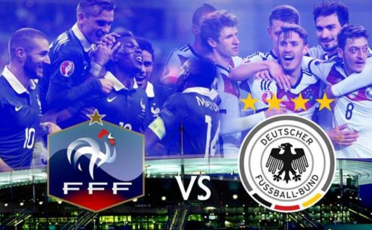 Prediksi Prancis vs Jerman yang Akan Berlaga 17 Oktober 2018