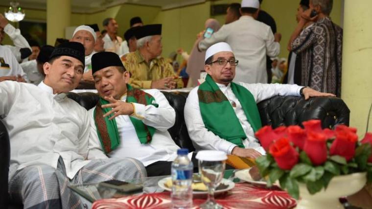 Silaturahmi akbar bersama Habib Salim Segaf Al-Jufri dan konsolidasi pemenangan Pemilu 2019 PKS se wilayah Banten barat,(Foto: TitikNOL)