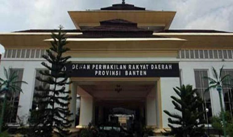 Gedung DPRD Provinsi Banten. (Dok: Radarbanten)