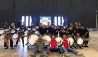Ribuan ulama se Kabupaten Lebak saat melakukan dzikir bersama dukung pasangaj Jokowi-KH Ma'ruf Amin