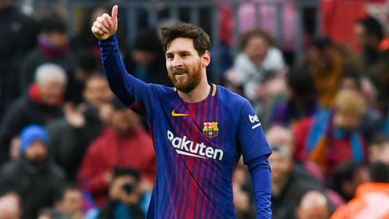Lionel Messi. (Dok: Asenglish)