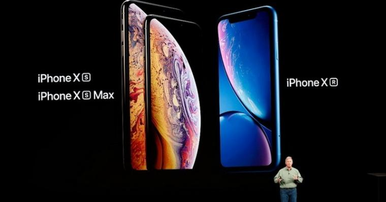 iPhone XS dan iPhone XR. (Dok: Okezone)
