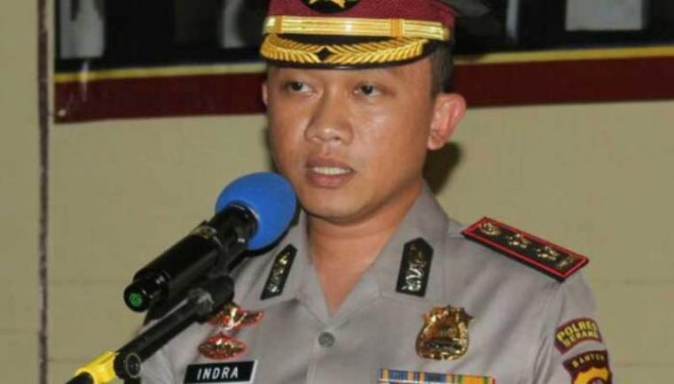 Kapolres AKBP Indra Gunawan. (Dok: Pokotanews)