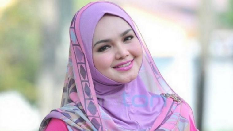 Siti Nurhaliza. (Dok: Breakingnews)
