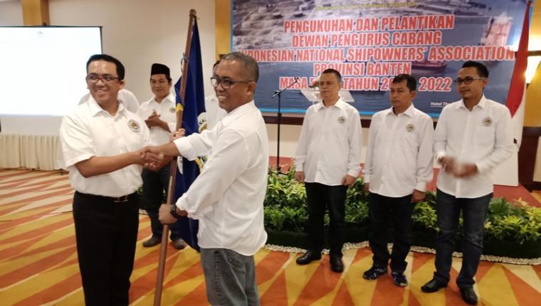 Pengukuhan dan Pelantikan Pengurus DPC INSA Banten di Hotel The Royale Krakatau Cilegon