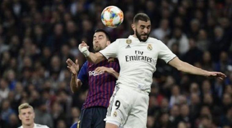Real Madrid vs Barcelona. (Dok: Kompas)
