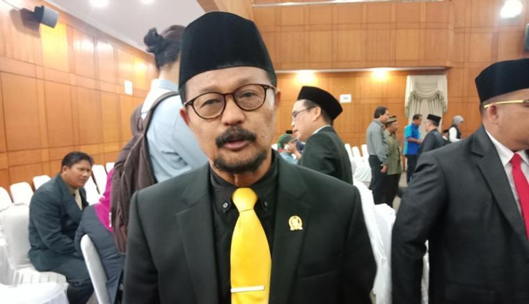 Ketua DPRD Kota Cilegon, Fakih Usman Umar. (Foto: TitikNOL)