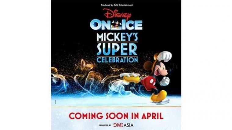 Disney On Ice 2019. (Dok: Tribunnews)