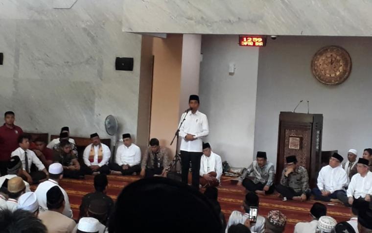 Presiden Republik Indonesia, Ir. H. Joko Widodo. (Foto: TitikNOL)