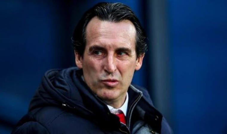 Unai Emery (Dok: Daily Express)