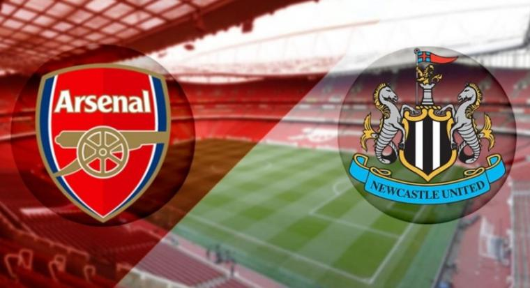 Arsenal vs Newcastle. (Dok: Arsedevils)
