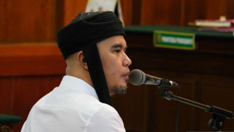 Ahmad Dhani. (Dok: Nusanews)