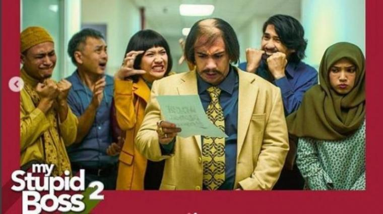 My Stupid Boss 2 .(Dok: Suara)