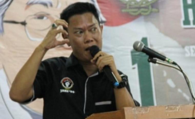 Ketua Presidium JARI 98, Willy Prakarsa. (Foto: TitikNOL)