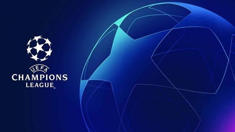 Logo liga champions. (Dok: Indosports)