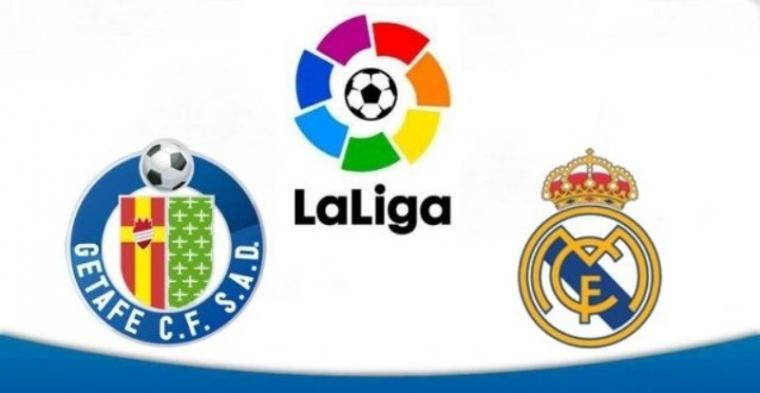Getafe vs Real Madrid. (Dok: Mahavip)