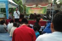 Ketua DPD Partai Gerindra Provinsi Banten, Budi Heryadi. (Dok:net)
