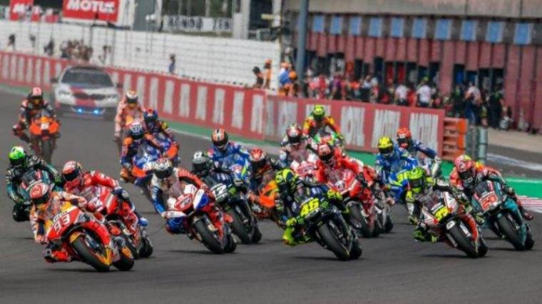 MotoGP. (Dok: Tribunnews)