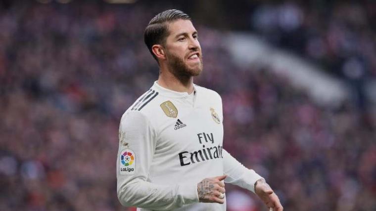 Sergio Ramos. (Dok: Foxsport)