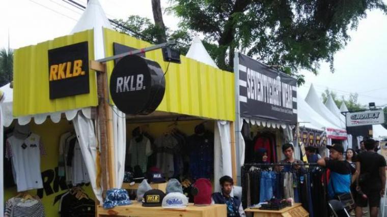 Banten Indie Clothing. (Dok: Liputan6)
