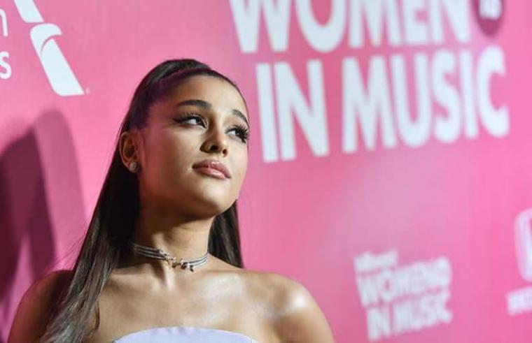 Ariana Grande. (Dok: Complex)