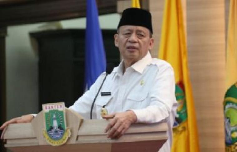 Gubernur Banten, Wahidin Halim. (Dok: Pojoksatu)