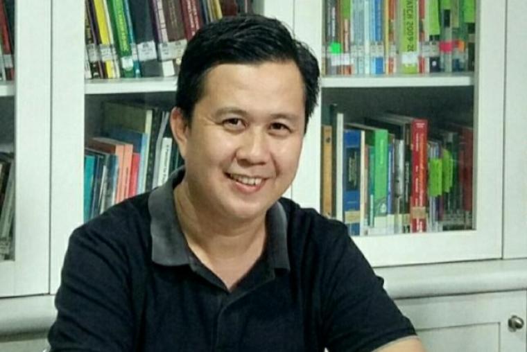 Ade Irawan. (Foto: TitikNOL)