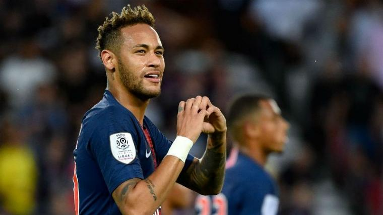 Neymar. (Dok: Fox sports asia)