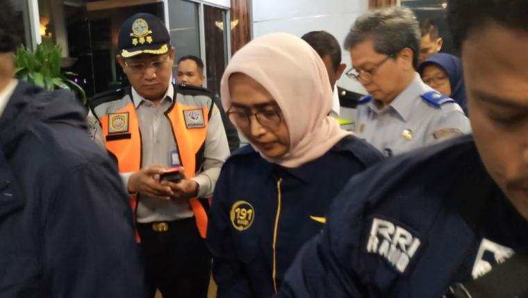Dirut PT ASDP Ira Puspita Dewi. (Foto: TitikNOL)