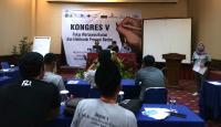 Suasana pertemuan di ruang Dinas Perindustrian dan Energi Provinsi DKI Jakarta di Jakarta. (Foto: Ist)