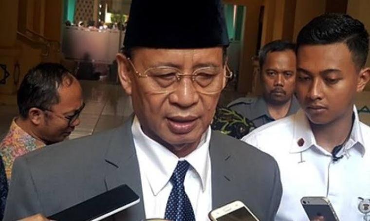 Gubernur Banten Wahidin Halim. (Dokg