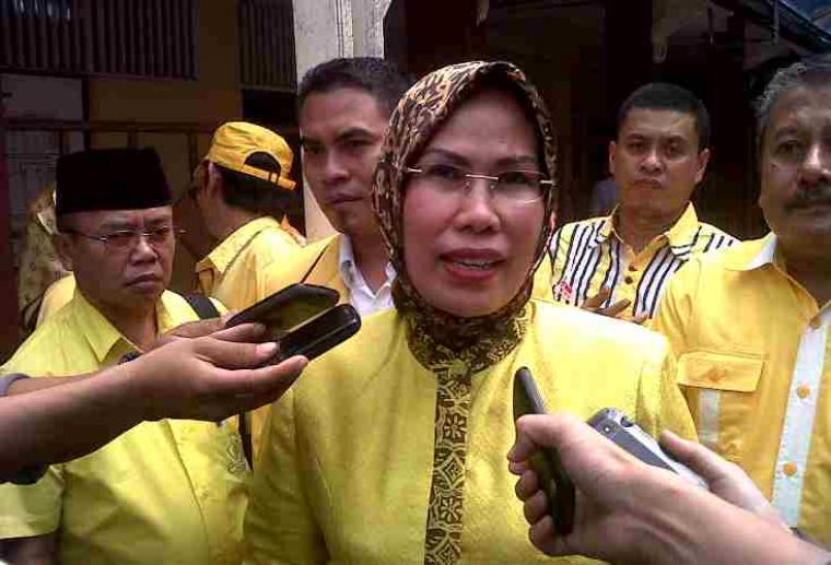 Bupati Serang Ratu Tatu Chasanah. (Dok: Indopolitika)