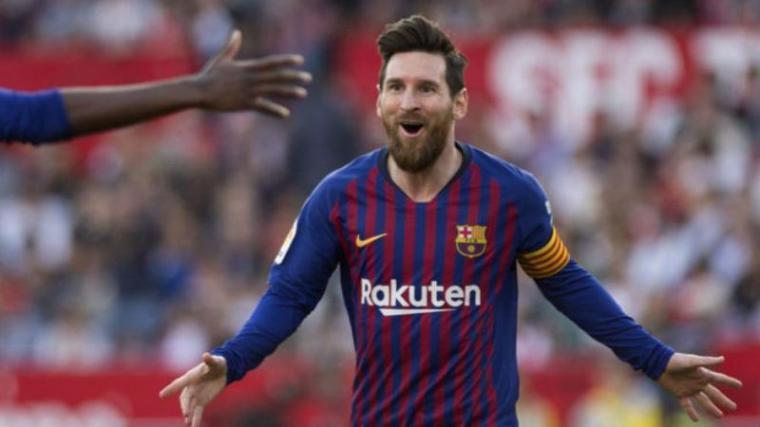 Lionel Messi. (Dok: Marca)
