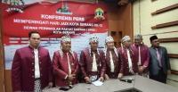 Suasana simulasi pengamanan Pilkada Banten 2017 di Perairan Selat Sunda oleh Polair Polda Banten. (Foto: TitikNOL)