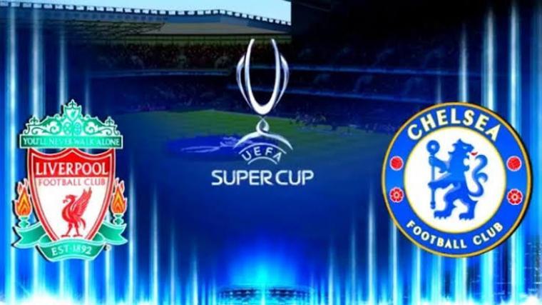 Liverpool vs Chelsea. (Dok: iNews)