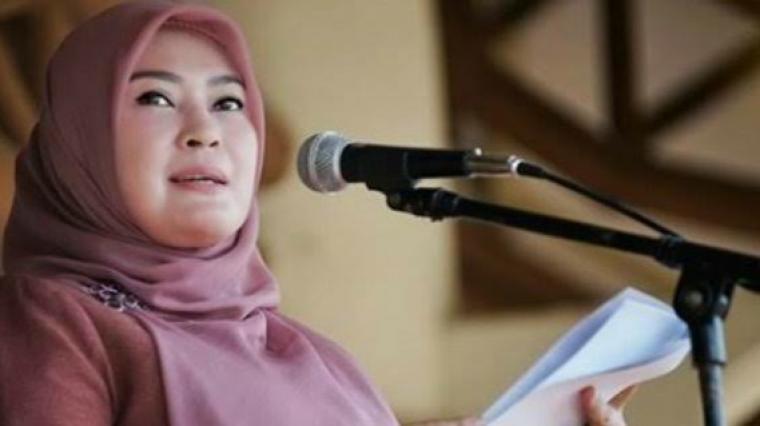 Bupati Pandeglang, Irna Narulita. (Dok: Dream)