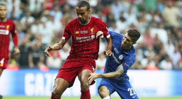 Hasil Pertandingan Liverpool vs Chelsea, Skor Akhir 2-2 (5-4)