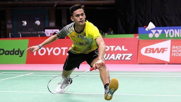 Firman Abdul Kholik Berhasil Melaju ke Babak Semifinal Akita Masters 2019