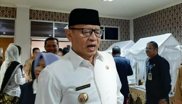 Gubernur Banten, Wahidin Halim. (Dok: Kompas)