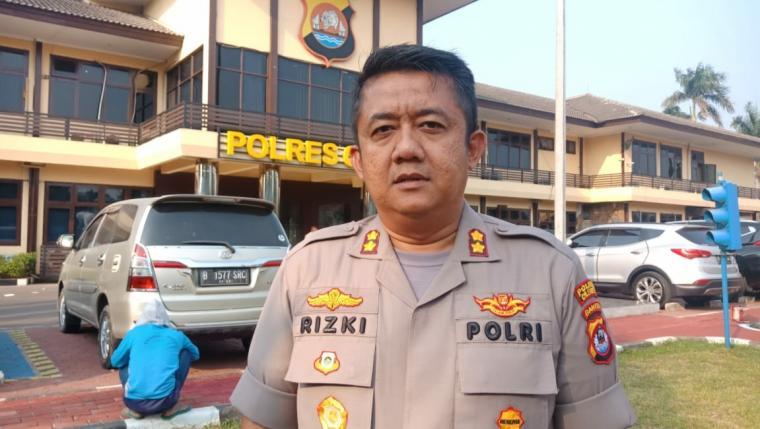 Kapolres Cilegon, AKBP Rizki Agung Prakoso. (Foto: TitikNOL)