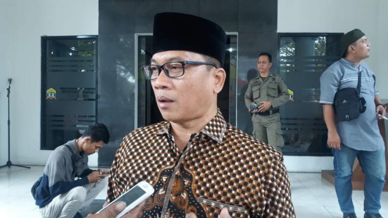 Ketua Dewan Pimpinan Pusat (DPP) Partai Amanat Nasional (PAN) Yandri Susanto. (Foto: TitikNOL)