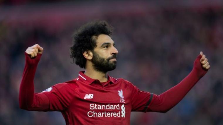 Mohamed Salah. (Dok: Skynews)