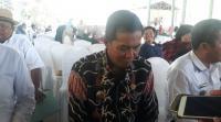 Gubernur Banten Wahidin Halim bersama jajaran pemprov dan DPRD Banten peringati ulang tahun provinsi Banten ke 17 di gedung paripurna DPRD Banten. (Foto: TitikNOL)