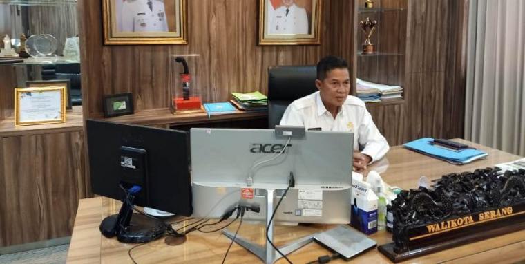 Walikota Serang H. Syafrudin, S.Sos, M.Si. (Foto: Istimewa)